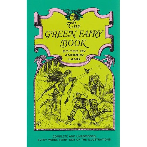the_green_fairy_book_front